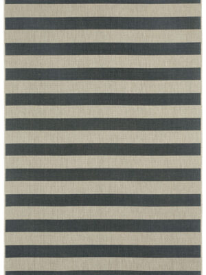 CAPEL-FINESSE-STRIPE-NOIR-RUG