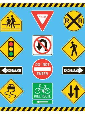 FT-130 TRAFFIC SIGNS