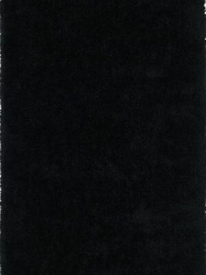 KALEEN-POSH-SHAG-BLACK-RUG