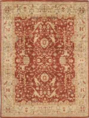 FARAHAN.CREAM.RED