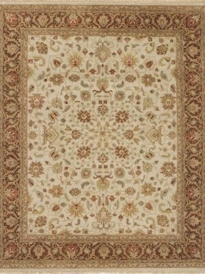 KASHAN.IVORY.BROWN