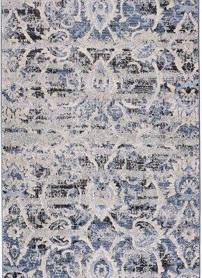 3895F CHARCOAL/BLUE