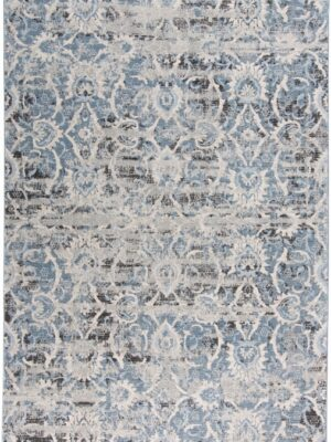 3901F BLUE/IVORY