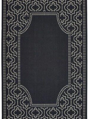 1247K BLACK/IVORY