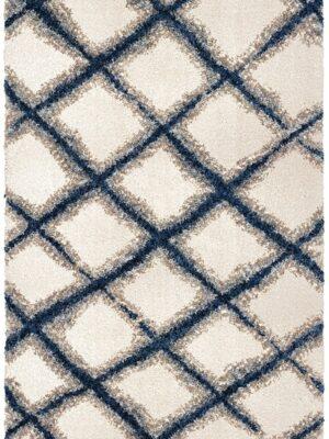 8308 LINE TRELLIS WHITE